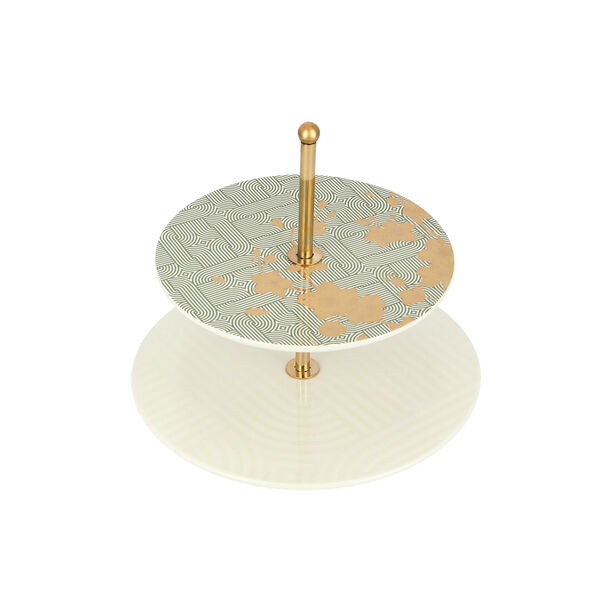 Harmony 2 Tiers Cake Stand image number 2