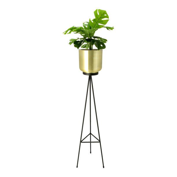 Metal Planter Gold  image number 2