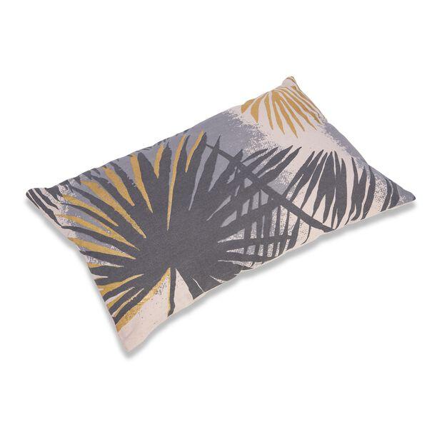 Cushion Cotton Gold Foiler Print 30X50 Cm image number 1