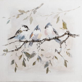 Canvas Wall Art Painting Birds