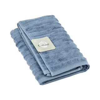 منشفة استحمام 70*140 سم لون ازرق من كوتاج