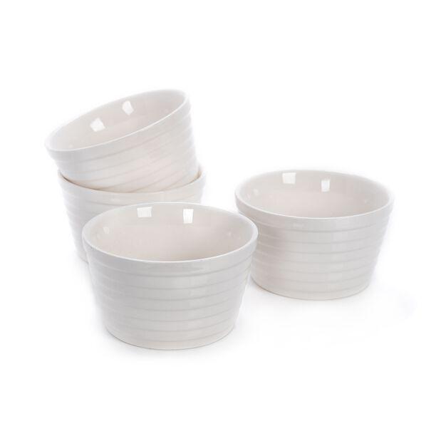 La Mesa Oven/Serving 4 Pieces Porcelain Round image number 0