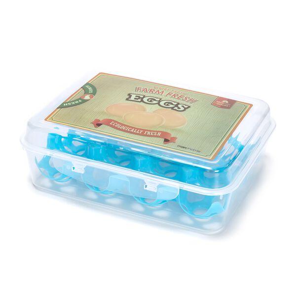 حافظة بيض ألبرتو بلاستيك image number 0