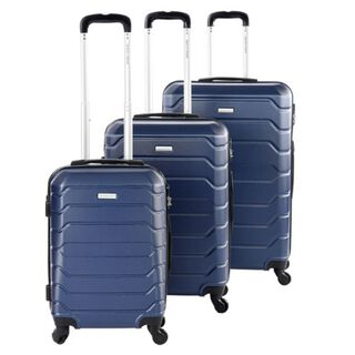 Travel Vision Set Of 3 20/24/28 Dark Blue