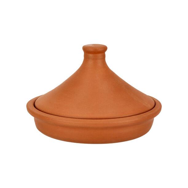 Clay Terracotta Tajin Small Size image number 0
