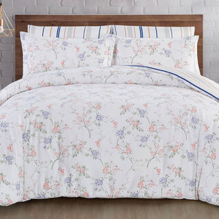 6 Pcs Comforter King Size Set Teselia