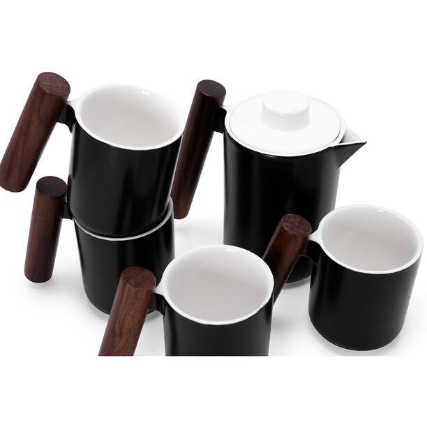 5 Pieces Tea Set  image number 1