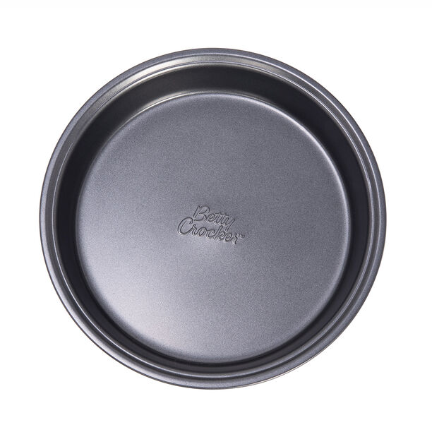 Betty Crocker Non Stick Round Pan Grey Color image number 1