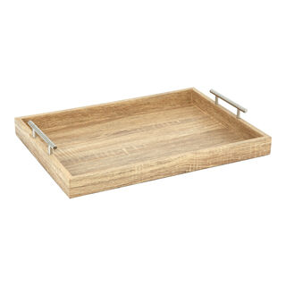 Serving Tray With Handle