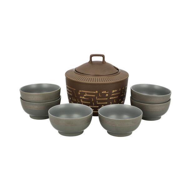 Ancient Soup Tureen Set image number 3