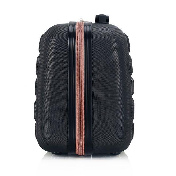 Travel Vision Set Of 4 Butterfly+Vanity Bag Black  image number 8