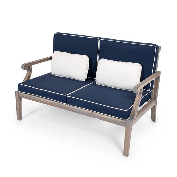 أريكة بمقعدين سانتوريني image number 12