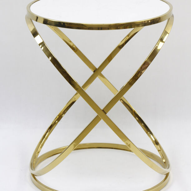 Side And Accent Table Marble image number 0