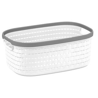 Rattan Storage Basket 12L