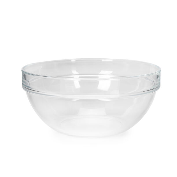 Tempered Glass Stackable Bowl image number 0