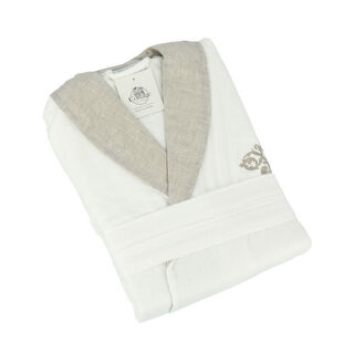 Cottage Cotton Bathrobe Man Size/Xl