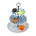 3 Tiers Cake Stand Navy Carnival image number 2
