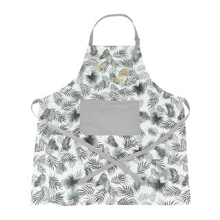 Alberto Kitchen Apron  - Leaf Design