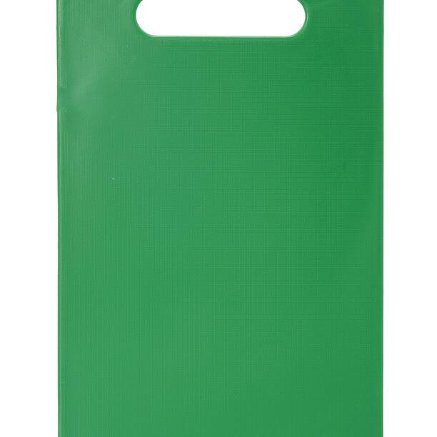لوح تقطيع بلاستيك أخضر image number 1