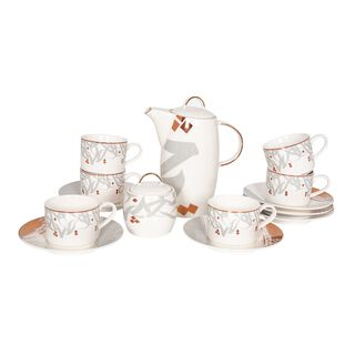 La Mesa 16 Pieces English Tea Set
