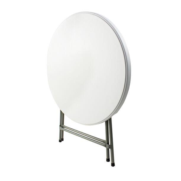 طاولة جانبية دائرية قابلة للطي image number 1