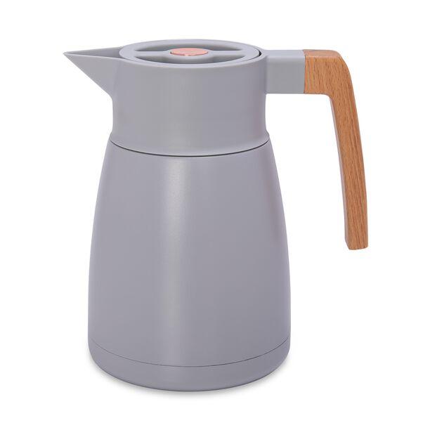 Dallety Stainless Steel Vacuum Flask Sinbuli Grey 1.5 L image number 0