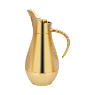 Steel Vacuum Flask Greek 1L