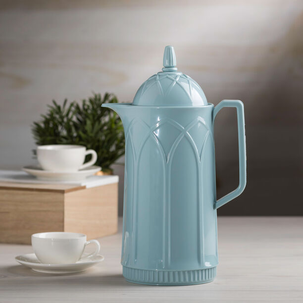 Dallty Vaccum Flask Classic Light Blue image number 2