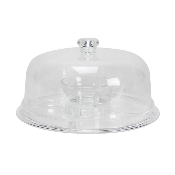 Acrylic Multi Finction Cake Dome image number 1