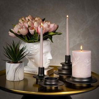 Set Of 3 Candle Holder