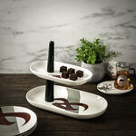 Arabgraph 2 Tier Cake Stand image number 4