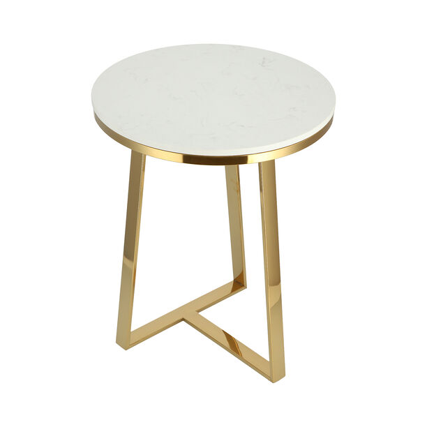 Side And Accent Table Marble image number 3