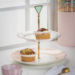 blush 2 Tiers Cake Stand image number 0