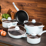 Alberto Non Stick Cookware Set 9 Pieces image number 0