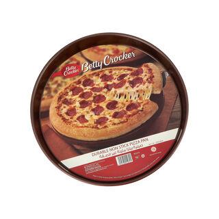Non Stick Pizza Tray Red
