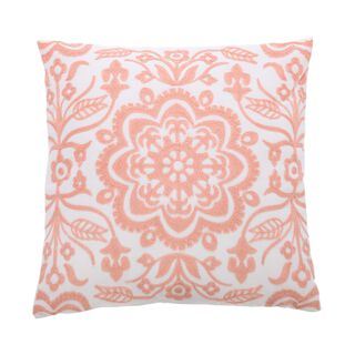 Cottage Cushion Embroidered Ni-03 45X45 Cm