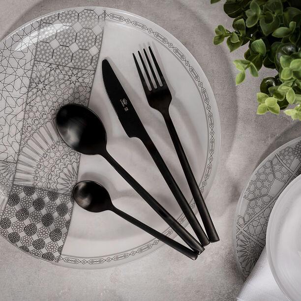 طقم أدوات المائدة 16 قطعة image number 3