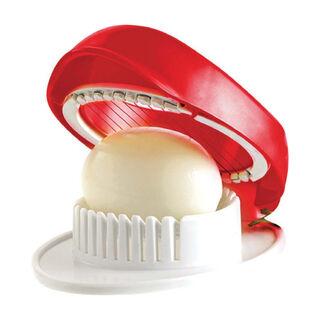 Lux Plastic Egg Slicer
