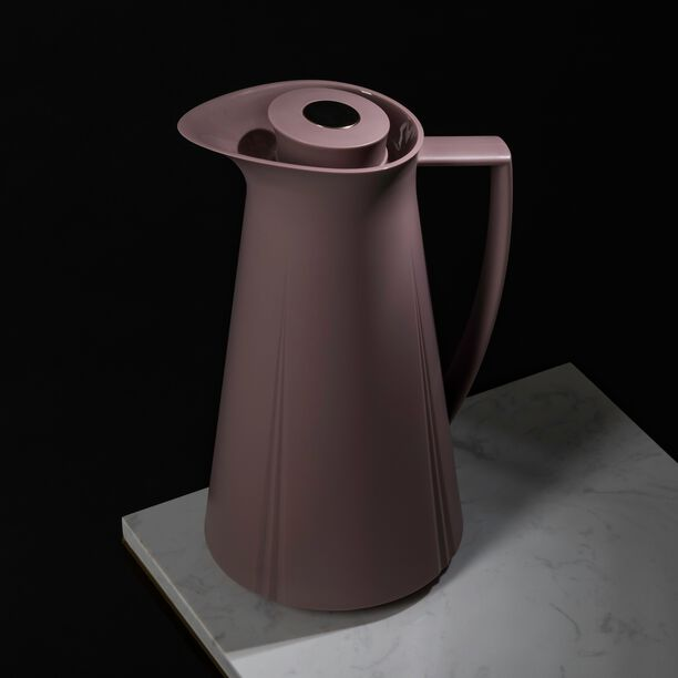 Dallty Vaccum Flask Mauve Color image number 2