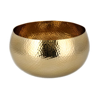 Deep Bowl Gold Colour