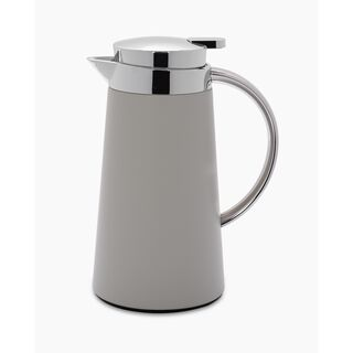 Dallety Steel Vacuum Flask Pipe Chrome\ Gray 0.7L