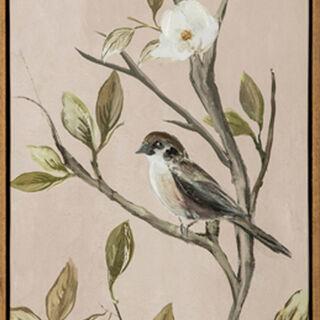 Wall Art On Canvas Birds