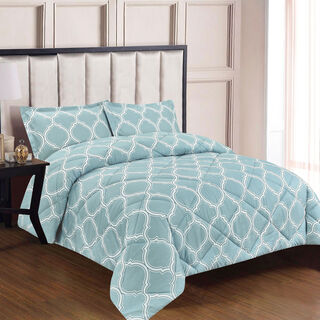 Cottage 2 Pieces Set Twin Comforter 160X220 Cm