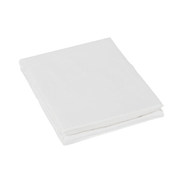 Fitted Sheet White 200*200 Cm image number 1