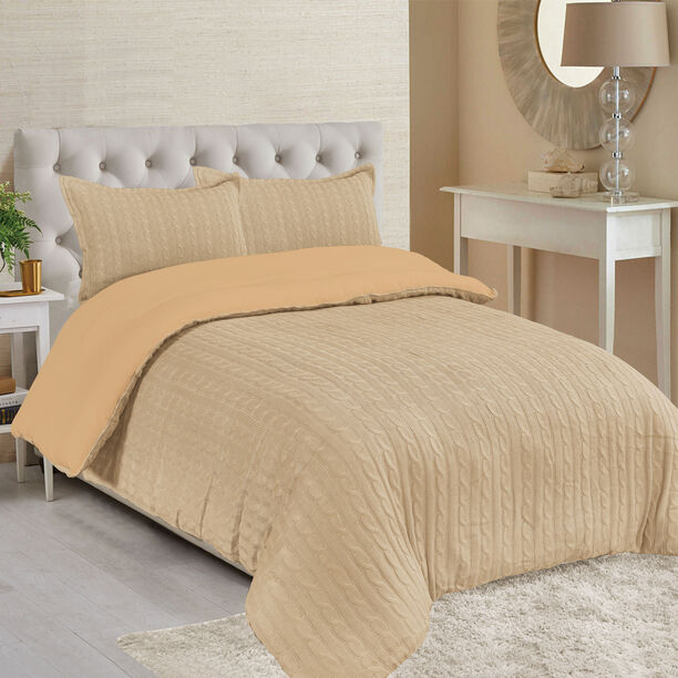 3 Pcs King Comforter Set image number 0
