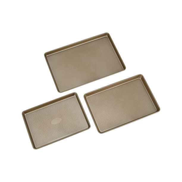 3 pieces Cookie Sheet image number 1