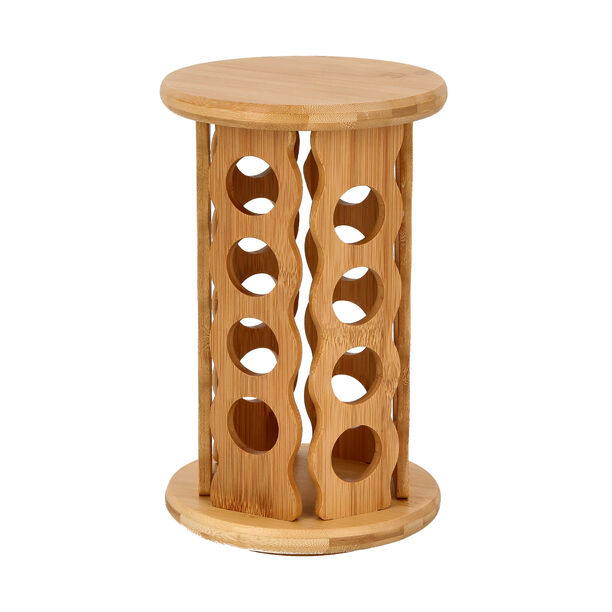 Bamboo Capsule Holder image number 1