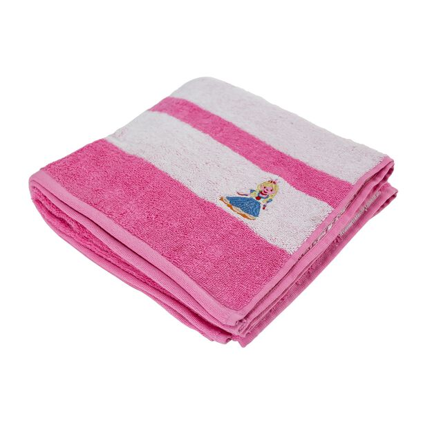 Cotton Face Towel Princess Design  image number 1