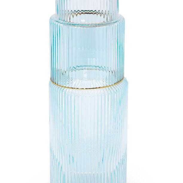 إناء شرب المياه مع كوب من الزجاج image number 0