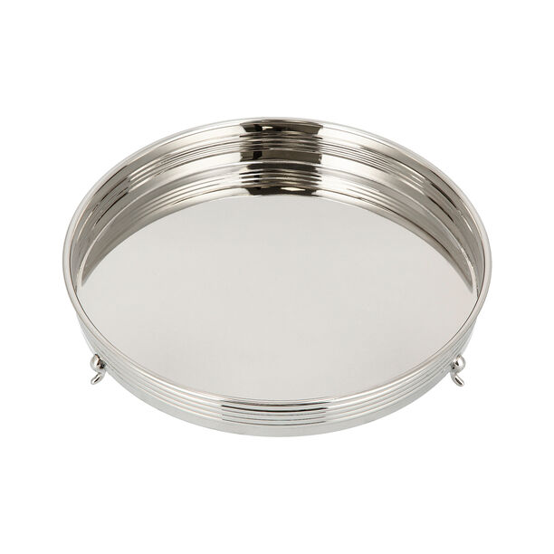 Steel Tray Round Ribbed image number 3